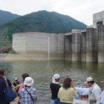 国内最大級、徳山ダム(岐阜県揖斐郡)の見学会ルポ