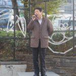 白頭山偉人称賛国際祭典に参加した平岡秀夫元法相を直撃