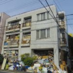 話題の名古屋市中区のごみ屋敷を歩く