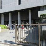 東京地裁の裁判は弁論準備手続へ
