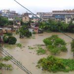 西日本豪雨、その時紙屋川住宅は