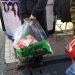 ポイ捨て、インスタ‥東京・新大久保<br/>「アリランドッグ」で見えた<br/>韓国マーケティングの妙
